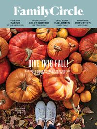 September 30, 2018 issue of Family Circle