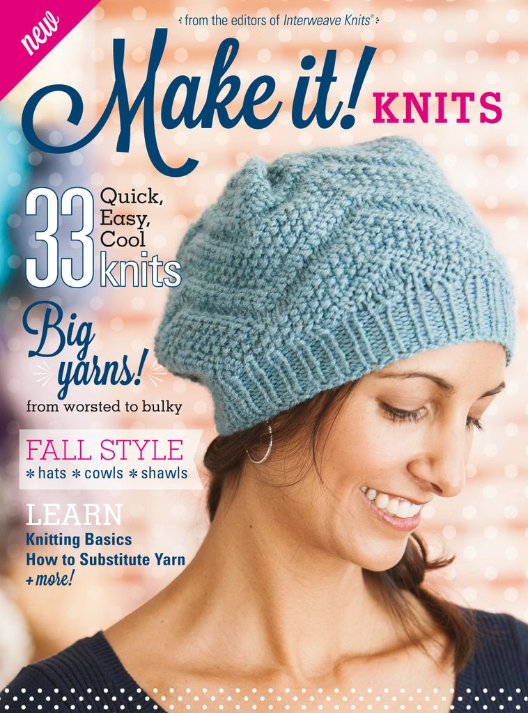 Make-it! Knits - Issue Subscriptions