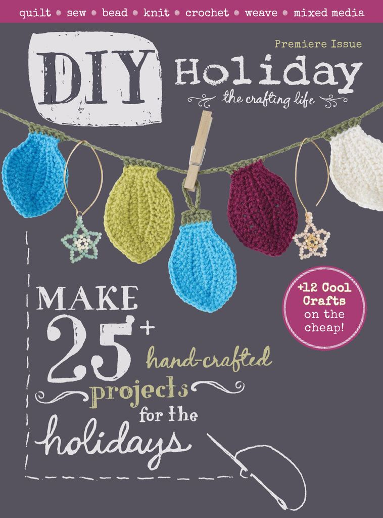 DIY Holiday - Issue Subscriptions