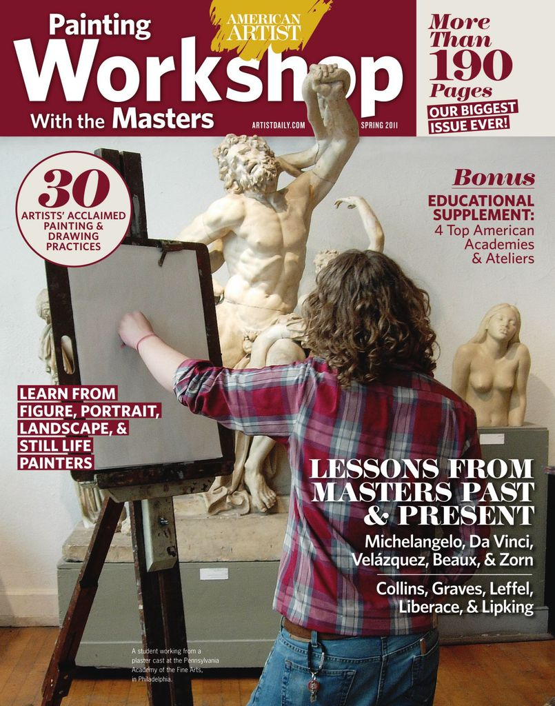 Painting Workshop with the Masters - Issue Subscriptions