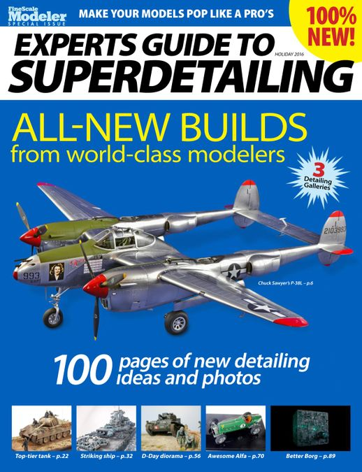 Experts Guide to Superdetailing