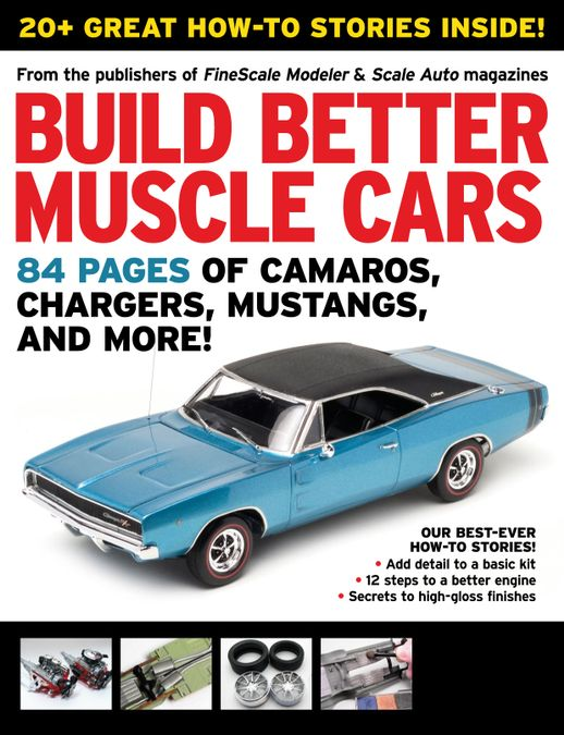 Build Better Muscle Cars