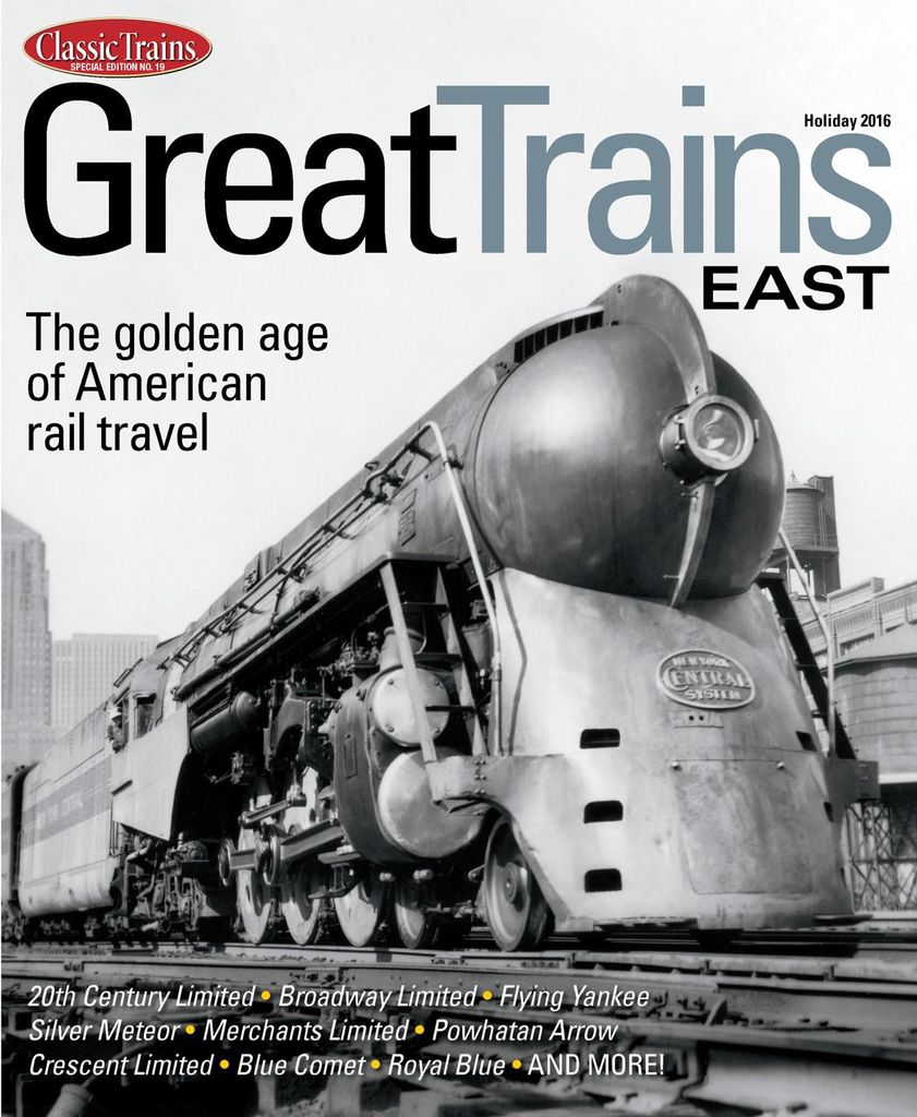 Great Trains East - Issue Subscriptions