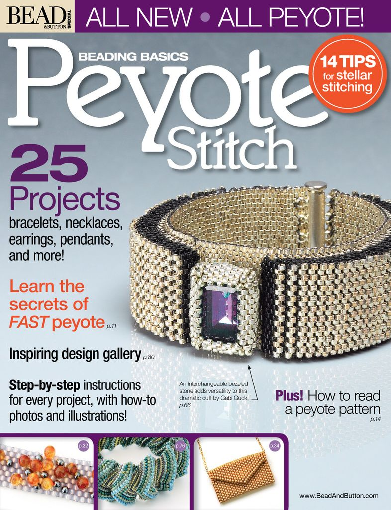 Peyote Stitch - Issue Subscriptions