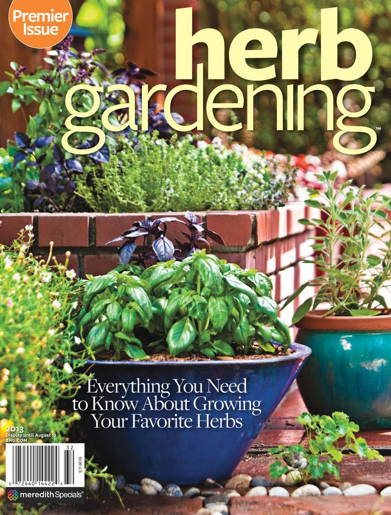 Herb Gardening - Issue Subscriptions