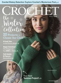 November 14, 2018 issue of Interweave Crochet