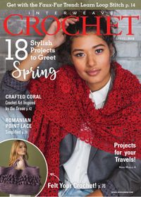 February 13, 2019 issue of Interweave Crochet