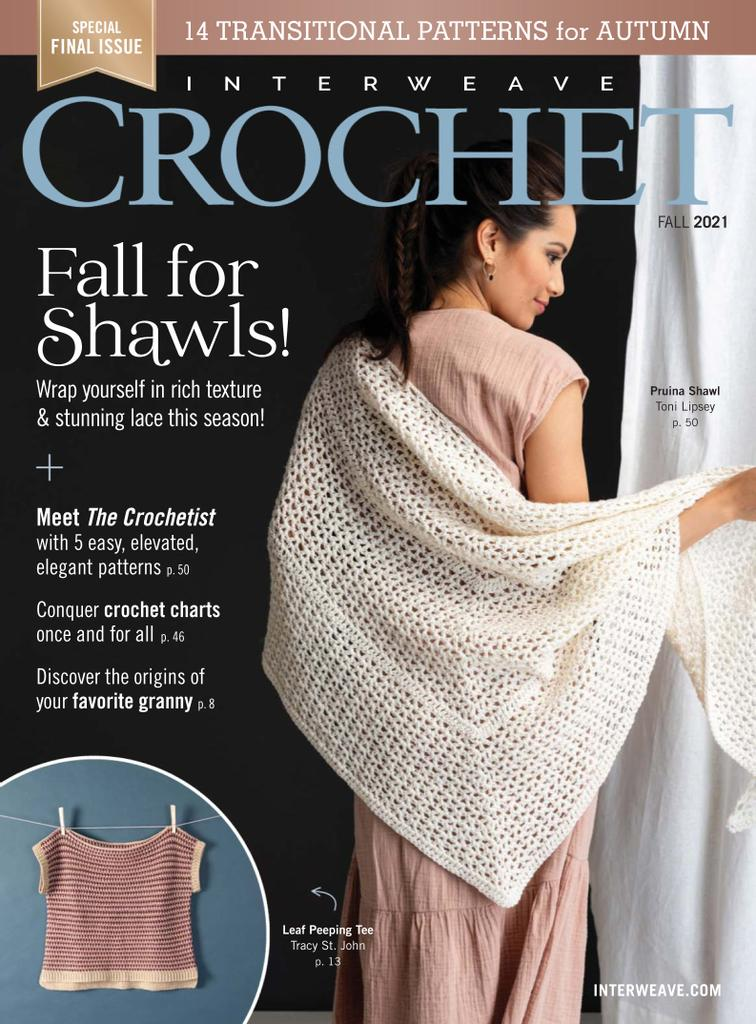Interweave Crochet - Subscription Subscriptions