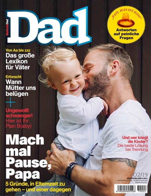 Men's Health Dad