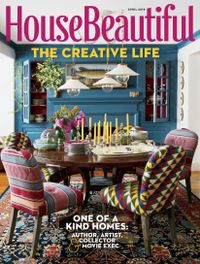 April 01, 2018 issue of House Beautiful
