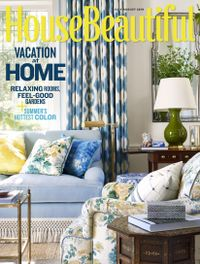 June 30, 2018 issue of House Beautiful