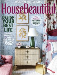 October 31, 2018 issue of House Beautiful