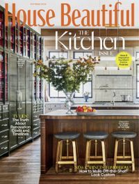 September 30, 2019 issue of House Beautiful