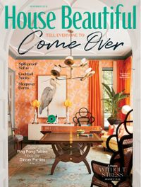October 31, 2019 issue of House Beautiful