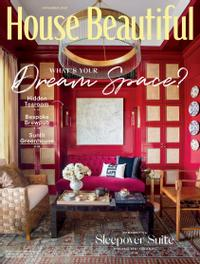 November 01, 2020 issue of House Beautiful