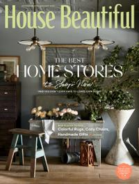December 01, 2020 issue of House Beautiful