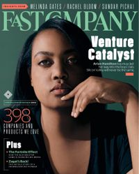 September 30, 2018 issue of Fast Company