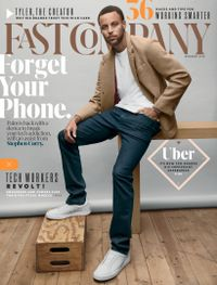 October 31, 2018 issue of Fast Company