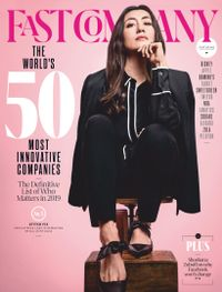 February 28, 2019 issue of Fast Company