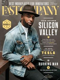August 31, 2019 issue of Fast Company