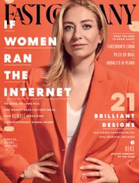 September 30, 2019 issue of Fast Company