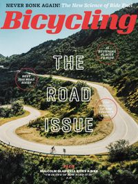 May 31, 2018 issue of Bicycling