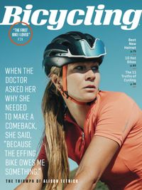 July 31, 2018 issue of Bicycling