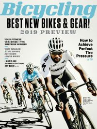 August 31, 2018 issue of Bicycling