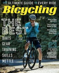 January 01, 2019 issue of Bicycling