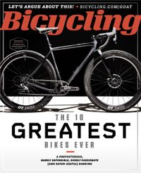 May 23, 2019 issue of Bicycling
