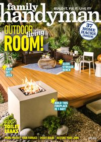 April 30, 2019 issue of Family Handyman