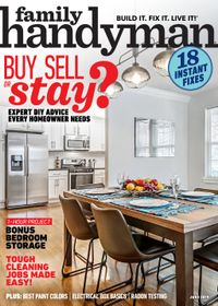 May 31, 2019 issue of Family Handyman