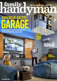 August 31, 2019 issue of Family Handyman