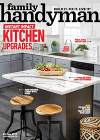 September 30, 2019 issue of Family Handyman