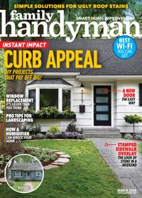 February 29, 2020 issue of Family Handyman