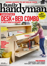 March 31, 2020 issue of Family Handyman