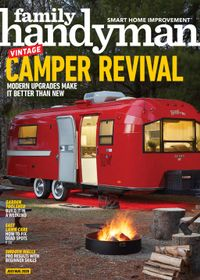 July 01, 2020 issue of Family Handyman