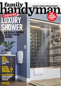 October 01, 2020 issue of Family Handyman