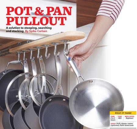 POT & PAN PULLOUT
