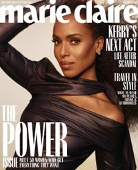 October 31, 2018 issue of Marie Claire