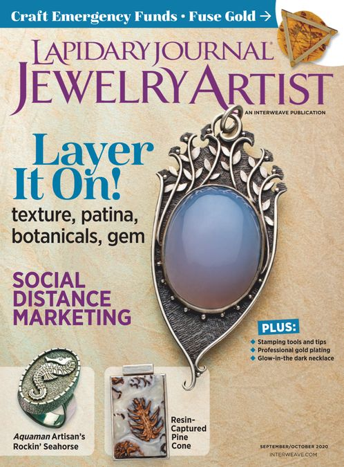 Lapidary Journal Jewelry Artist