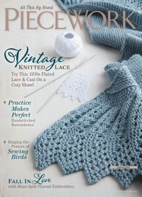 March 01, 2020 issue of PieceWork