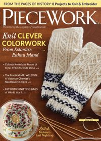 January 11, 2019 issue of PieceWork