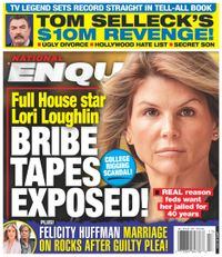 April 28, 2019 issue of National Enquirer