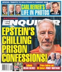 July 20, 2020 issue of National Enquirer