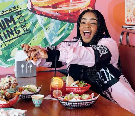Five minutes with... Shekhinah