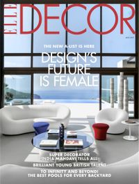May 31, 2019 issue of ELLE DECOR