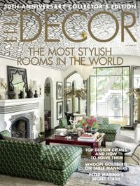 September 30, 2019 issue of ELLE DECOR