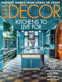 October 31, 2019 issue of ELLE DECOR