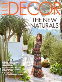 February 29, 2020 issue of ELLE DECOR
